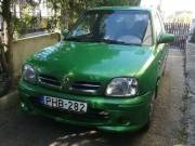 Nissan micra 1.0 (1999) limited edition