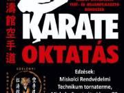 Karate, önvédelem.