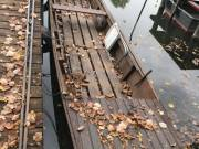 Eladó motoros csónak