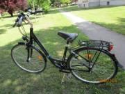 28-as méretű Kalkhoff tipusú női kerékpár