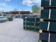 Tablás kerítésrendszer, komplett ipari és kerti kerítésrendszer