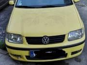 Alkatrésznek eladó motorhibás VW Polo4