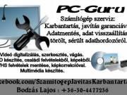 PC - Laptop szervíz és adatmentés