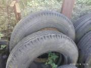 Pótkocsi gumiabroncs