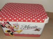 Minnie egeres tároló doboz
