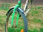 """Férfi vázas 26""""-os Mountain bike jó gumikkal, új fékekkel eladó!"""
