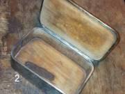 Antik ezüst szelencék