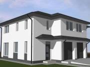 Eladó 94 m2 új építésű családi ház, Debrecen, Csigekert