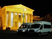 Minibusz bérlés, buszbérlés, személyszállítás Bp.