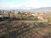 Eladó örök panorámás,telek a város felett! - Pécs, Mecsekoldal-Makár