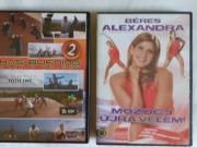 Külömbözö fitnesz dvd