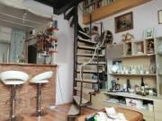 Eger belváros közeli 67 m2-es felújított galériás lakás eladó, Maklári hóstya