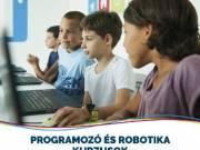 Logiscool programozó kurzus gyerekeknek