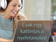 Használd ki az online nyelvi képzés előnyeit
