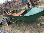 """4,8m hosszú alumínium """"csoda""""csónak eladó :)"""
