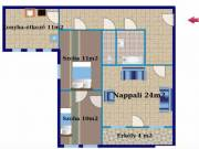 Eladó 68nm-es lakás Őrmezőn